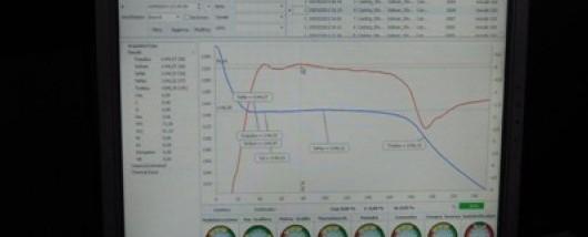 Curve termiche di solidificazione